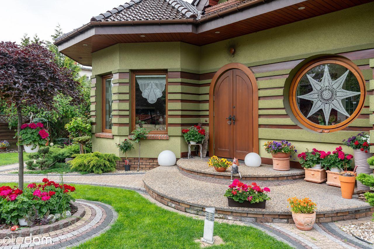 Luksusowy dom na poznańskim Świerczewie SPRZEDAM
