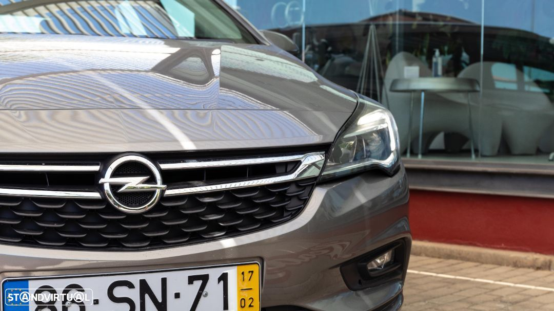 Opel Astra Sports Tourer 1.0 Edition S/S - 17