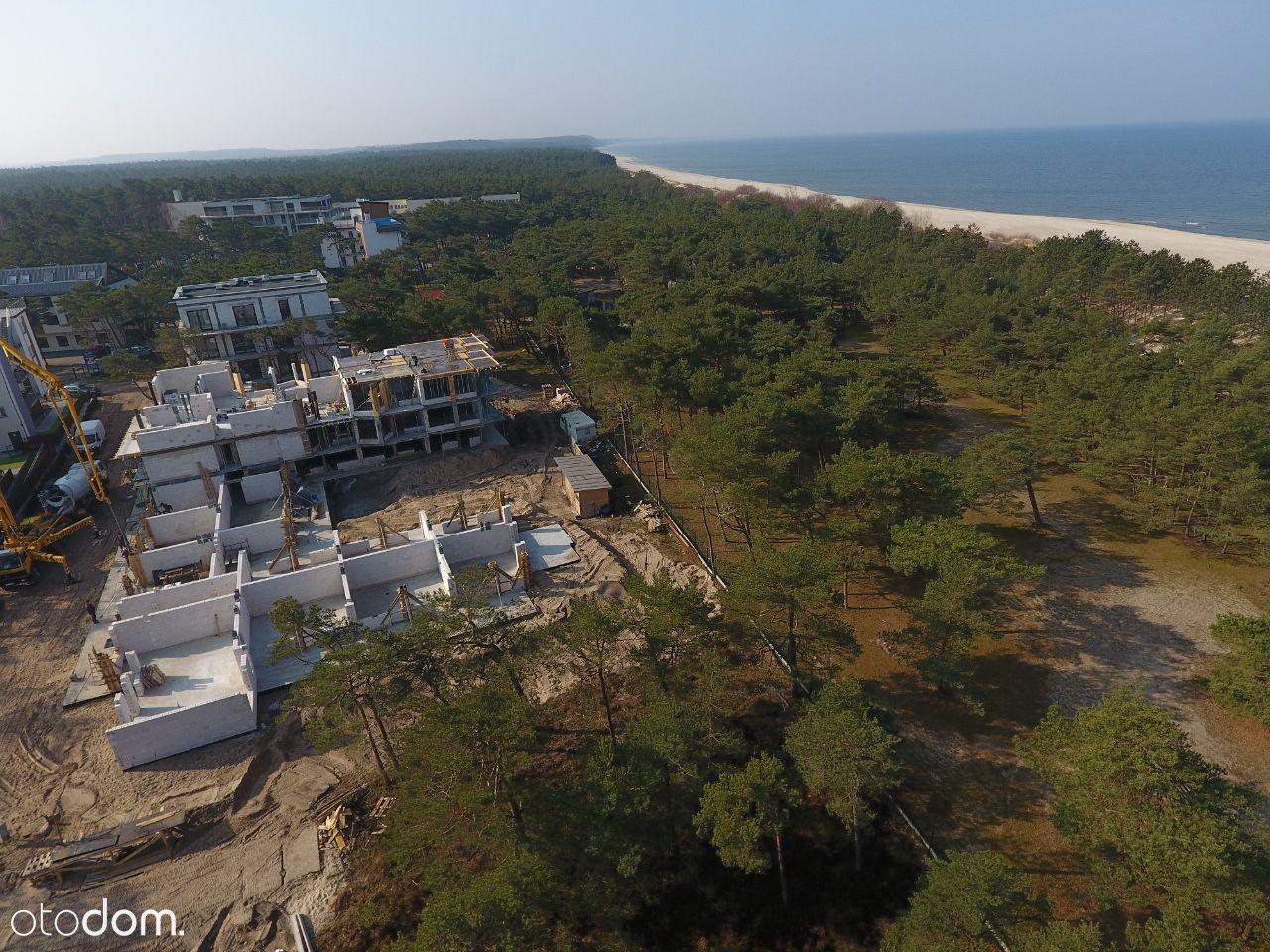 Apartamenty Piaskowe ROWY z widokiem na morze
