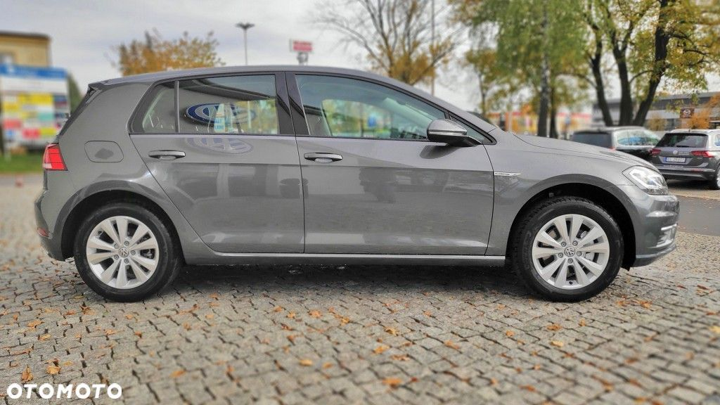 Volkswagen Golf Rabat 23 000 zł Comfortline 1.5 TSI ACT BlueMotion 130KM manualna DEMO - 6