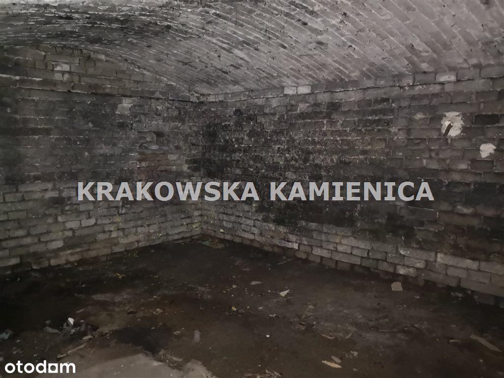 Piwnice 250 M W Kamienicy Ul. Grzegórzecka