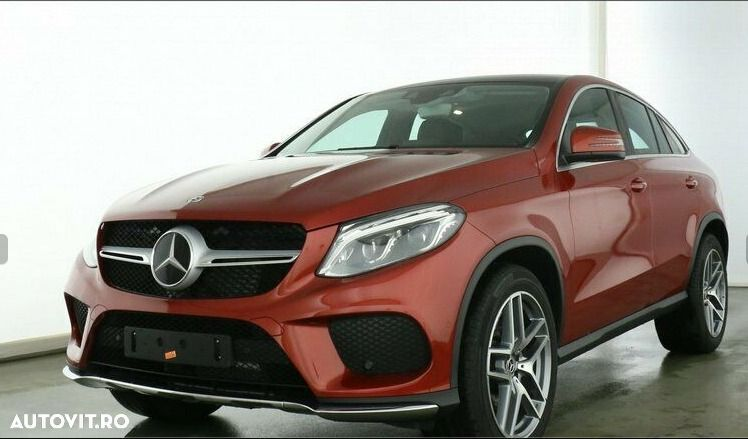 Mercedes-Benz GLE Coupe - 14