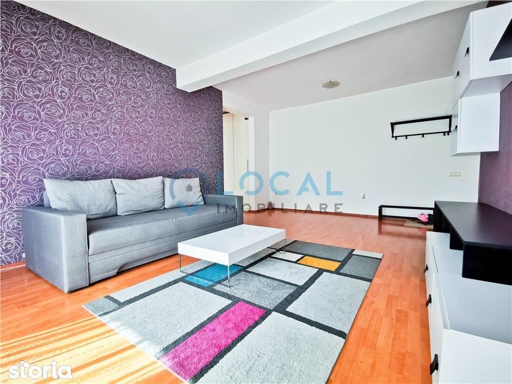 Ap. 2 camere, bloc nou, garaj, Gheorgheni, zona Baza Sportiva