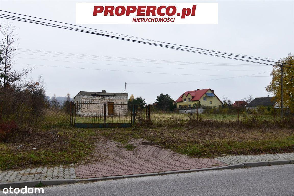 Działka 3824 m2, Zgórsko, gm. Sitkówka-Nowiny