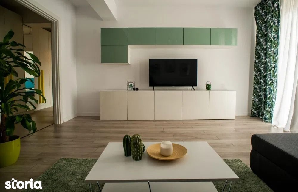 Inchiriere apartament 2 camere zona Domenii