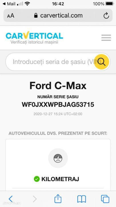 Ford C-MAX 1.6 - 27