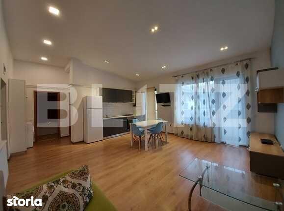 Apartament 2 camere, 50 mp, parcare, zona Donath