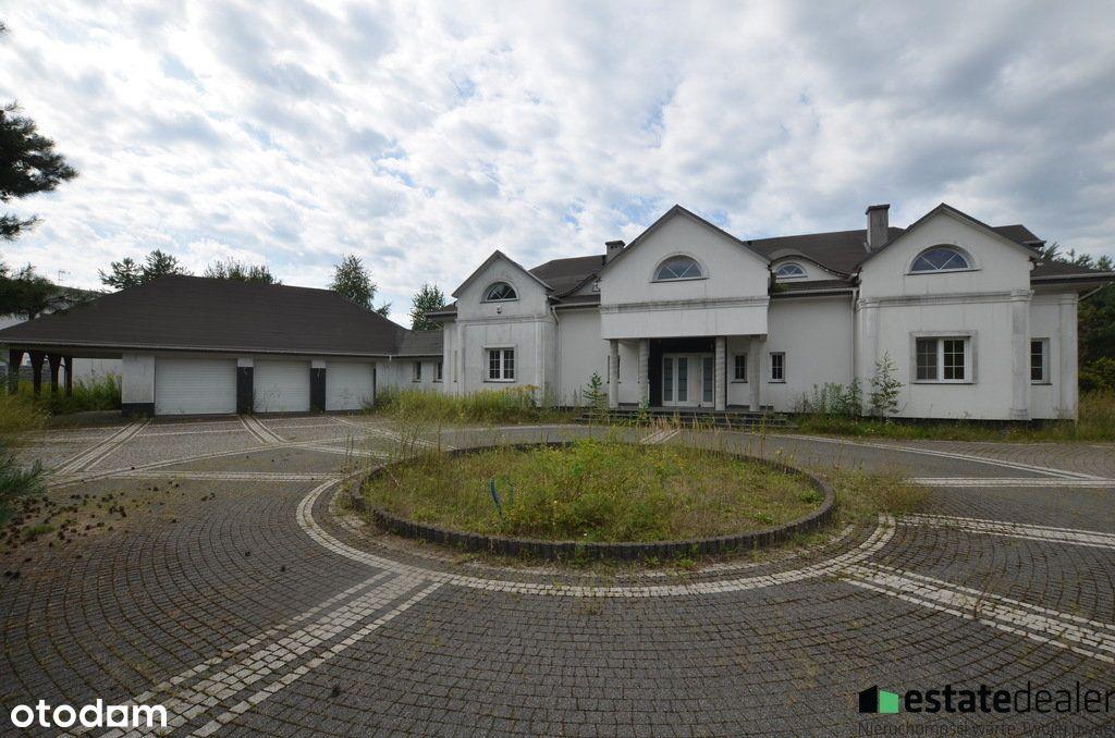 Rezydencja dom, Topolina, 415m2 na działce 14265m2