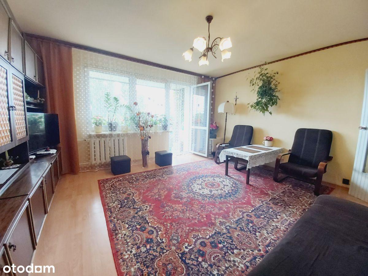 3 pokoje 62,5m2 Do własnej aranżacji wnętrza