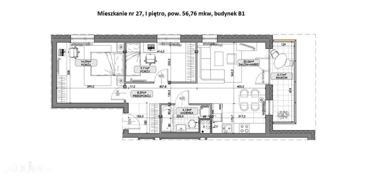 Nowe mieszkanie, Węglinek/Lublin