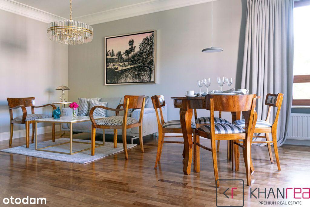 Apartament Art Deco w rezydencji Willa Brukselska