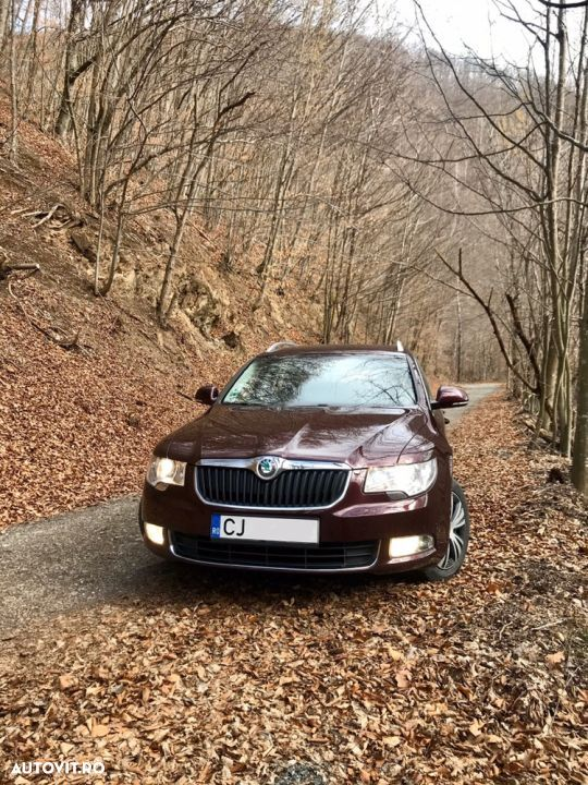 Skoda Superb II - 3