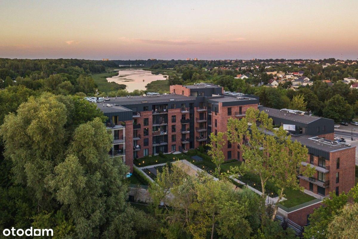 Penthouse między Rzeką a Jeziorem
