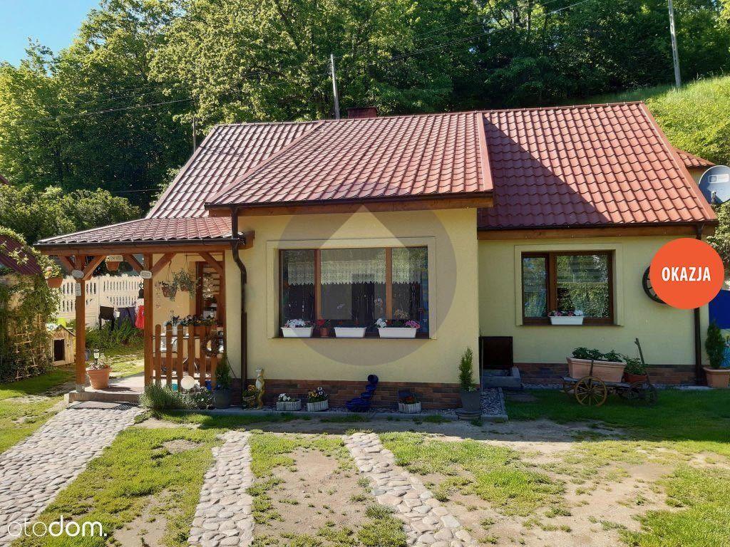 Jednorodzinny dom po remoncie w okolicy Kłodzka