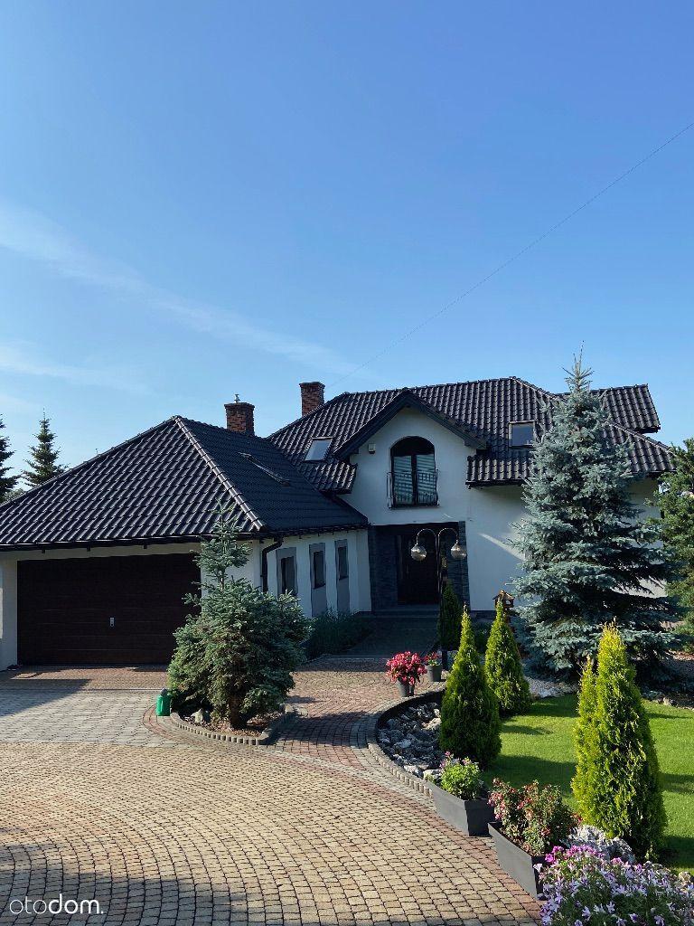 Wyjątkowy dom w Tyńcu.Duża działka.Piękny ogród.