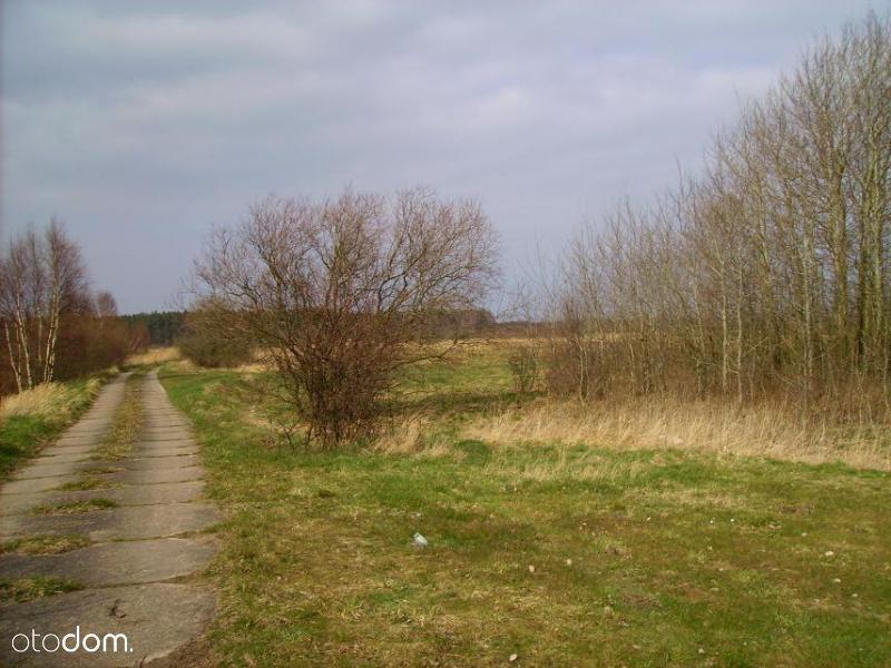 Działka rolna - Żarnowiec