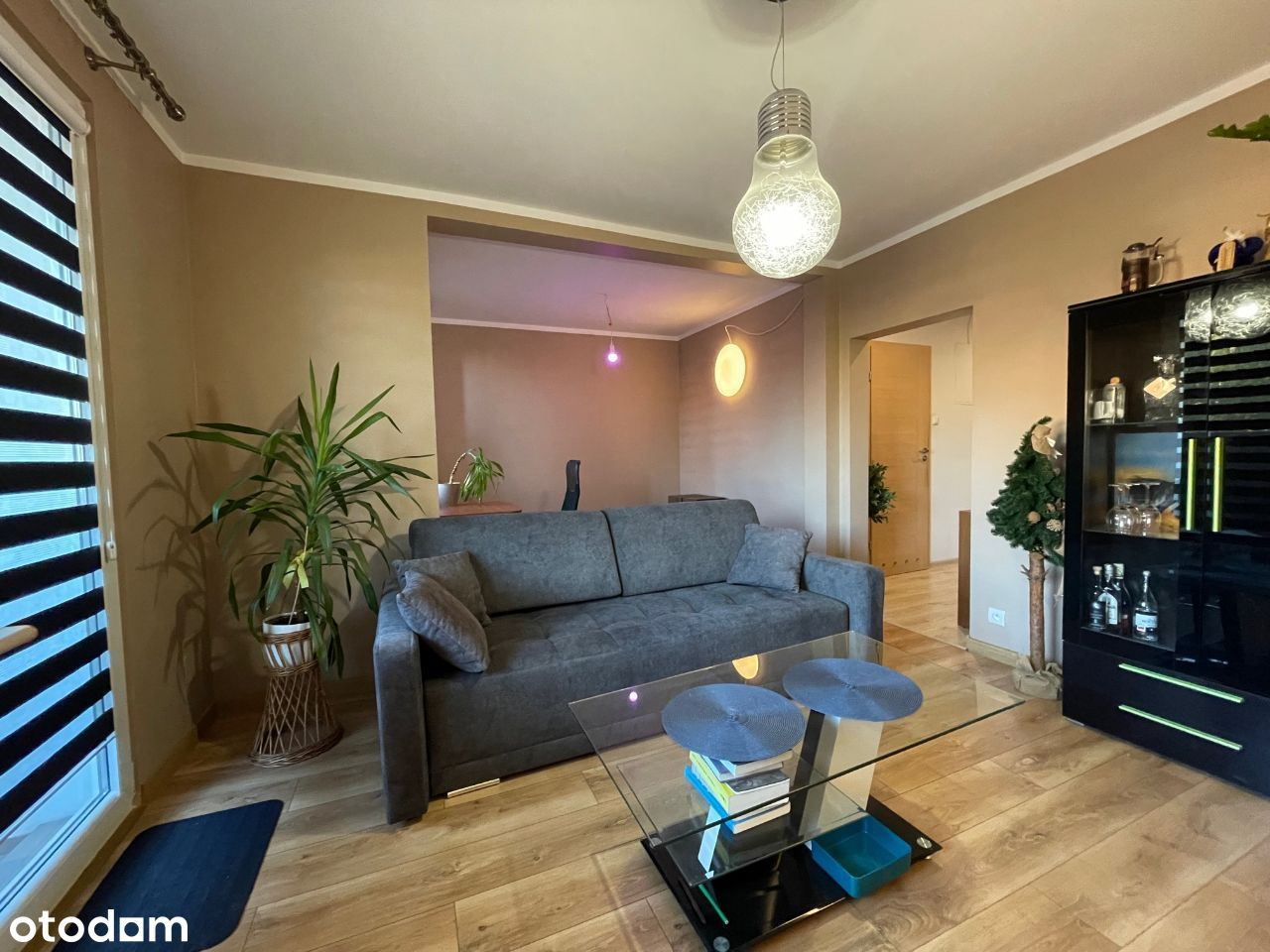 Przestronne 2 pokoje z balkonem / wysoki standard