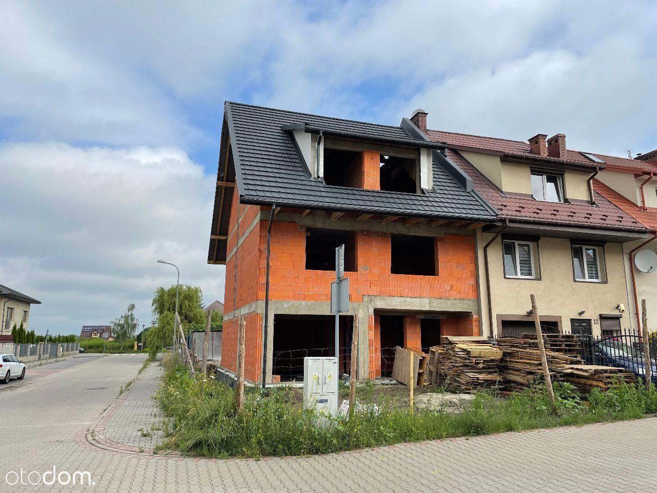 Dom szeregowy z ogródkiem - Dawidy Bankowe.