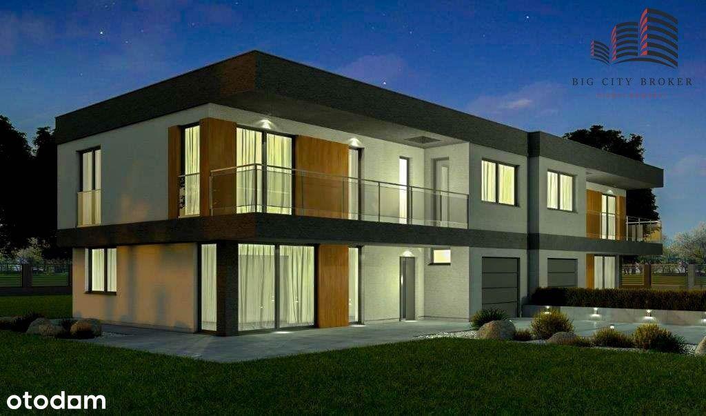 Piękny dom w wysokim standardzie deweloperskim