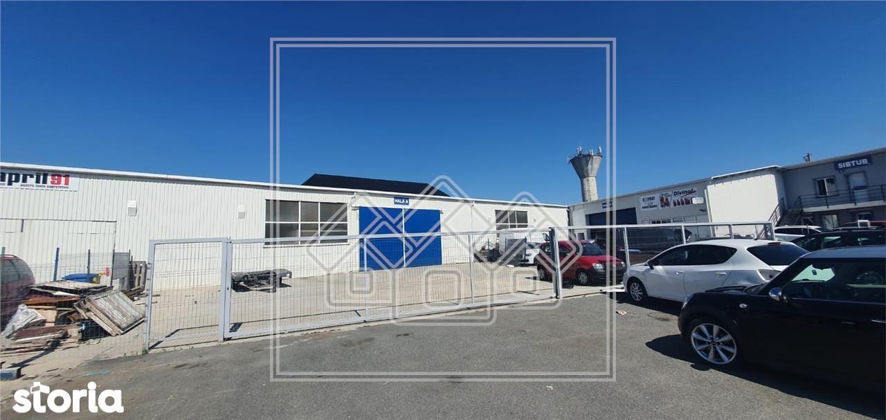 Hala industriala - 400 mp | Zona Industriala Est