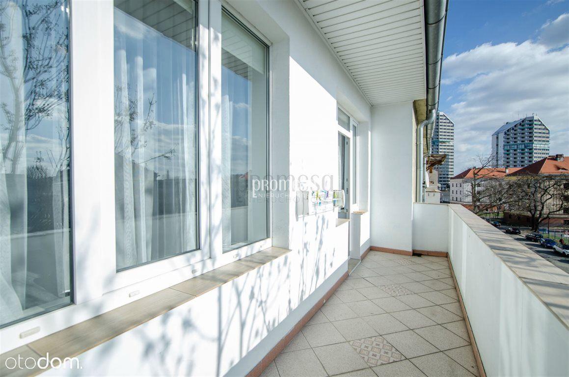 5 pokoi/119m2/balkon/kamienica/plac Grunwaldzki