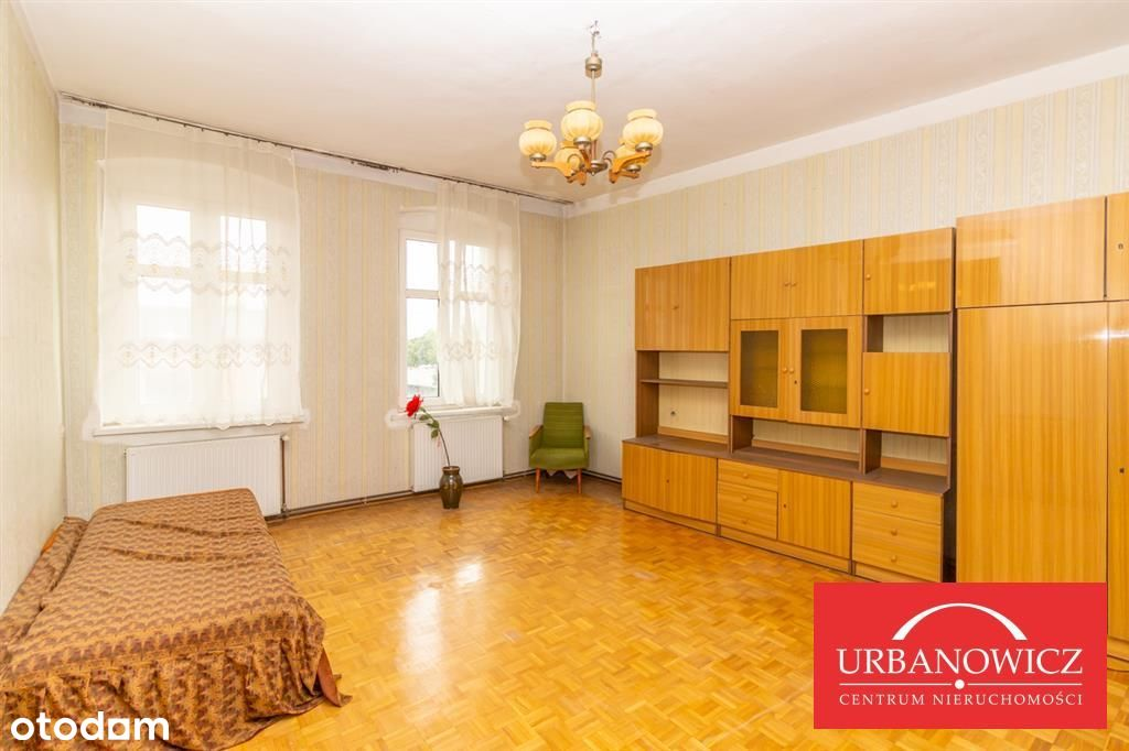 3-pok. mieszkanie na 2 piętrze w centrum Koszalina