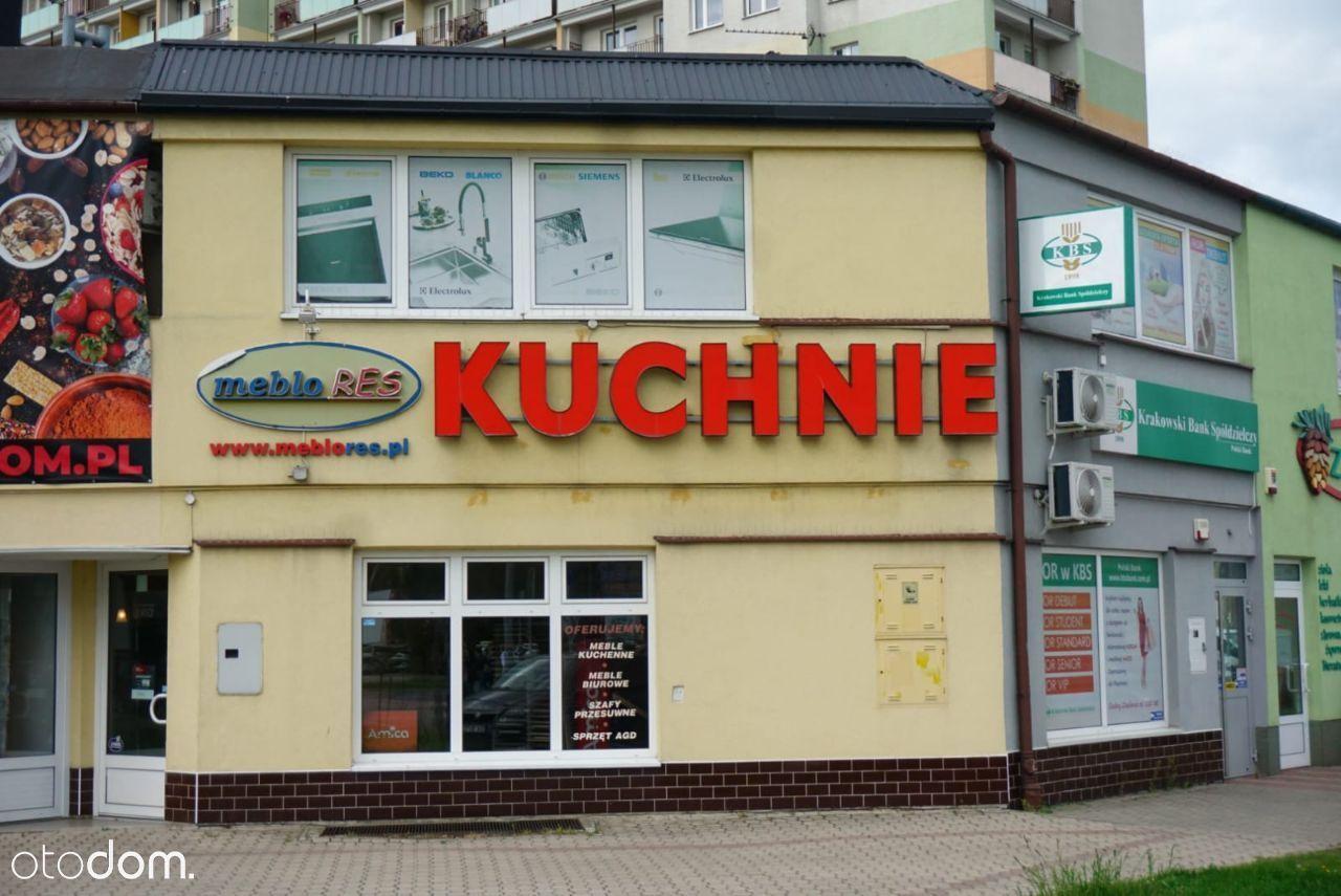 Lokal handlowy ul. REJTANA 31 G w Rzeszowie