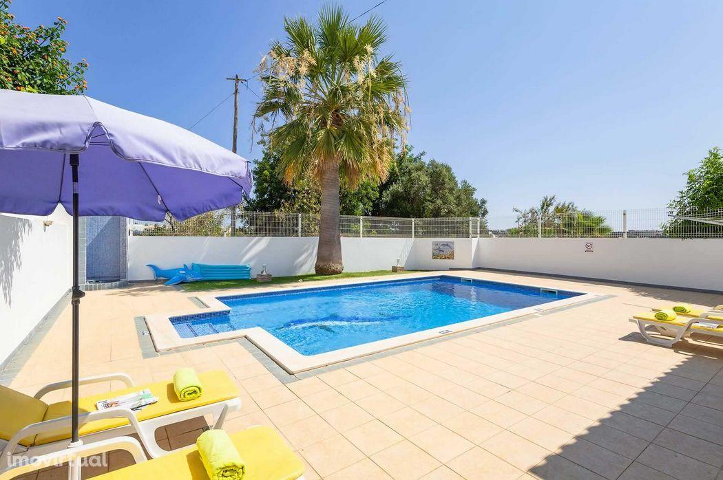 Casa Marco - 2 Quartos, Piscina Privada , Proximo Praia e Golfe