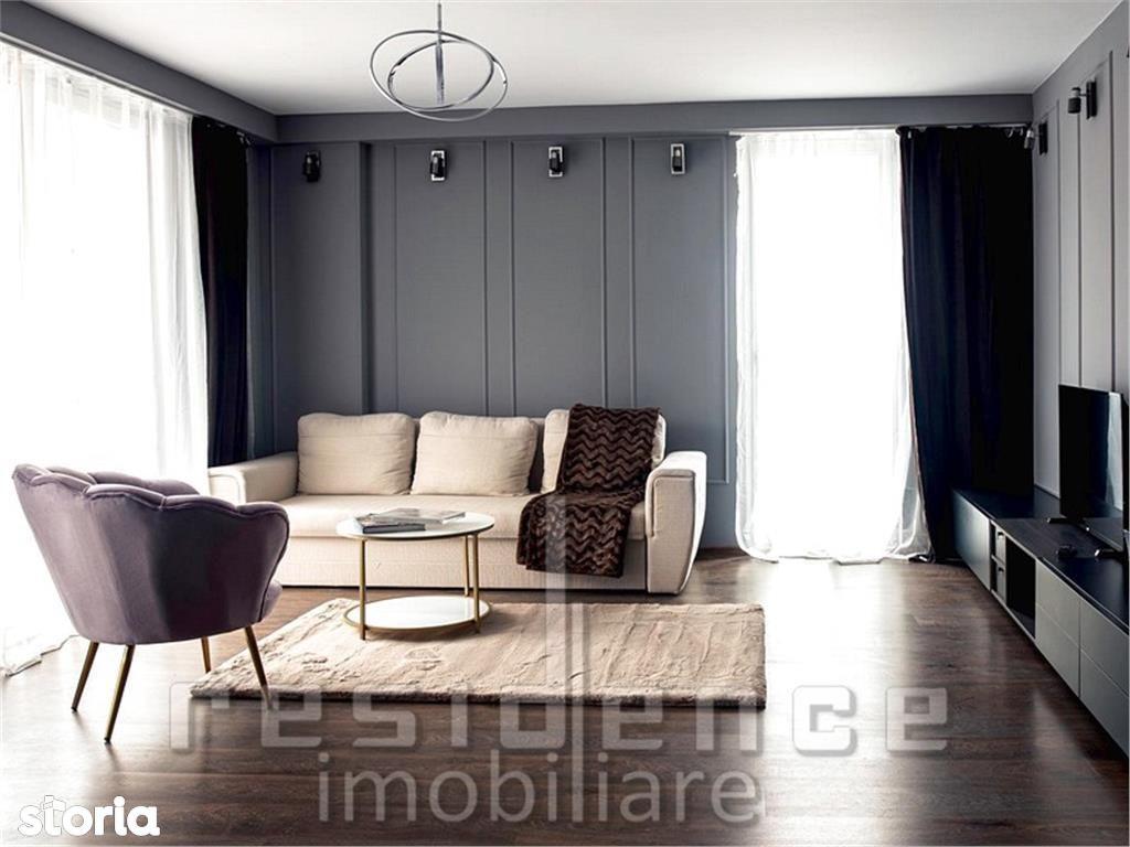 Parcare! Nou! Apartament ultramodern cu 2 camere, Buna Ziua, zona LIDL
