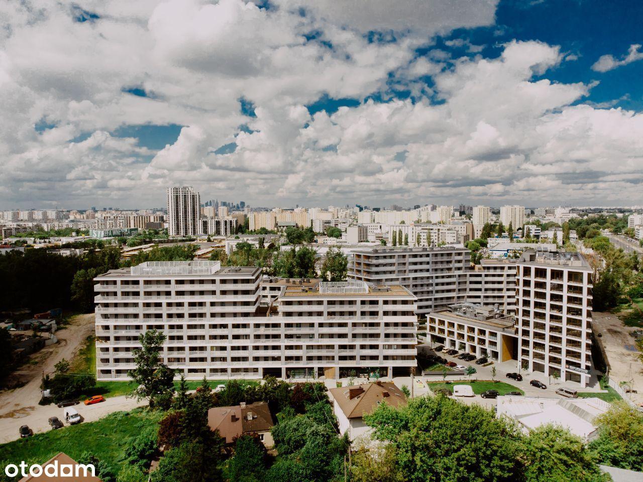 OD DEWELOPERA - 4-pokojowe mieszkanie; balkon 21m2