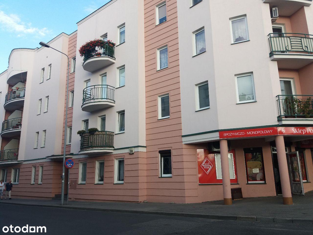 Mieszkanie na parterze, w centrum miasta