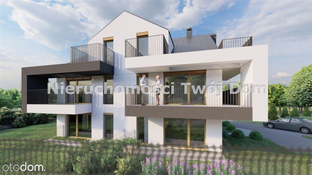 Bronowice - nowe 2-pokojowe z balkonem