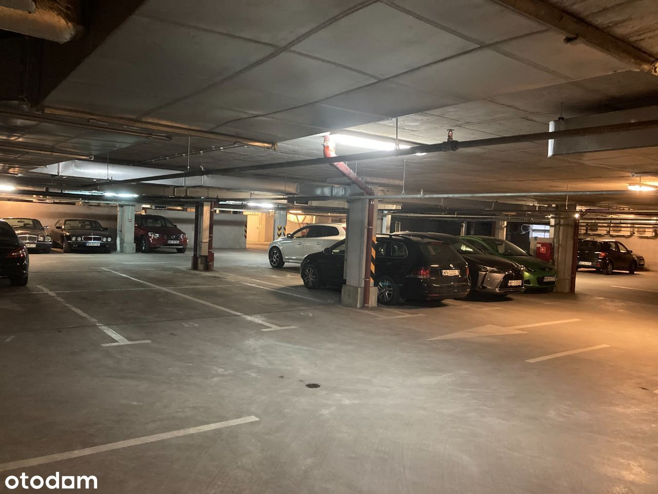 Miejsca garażowe na Ursynowie