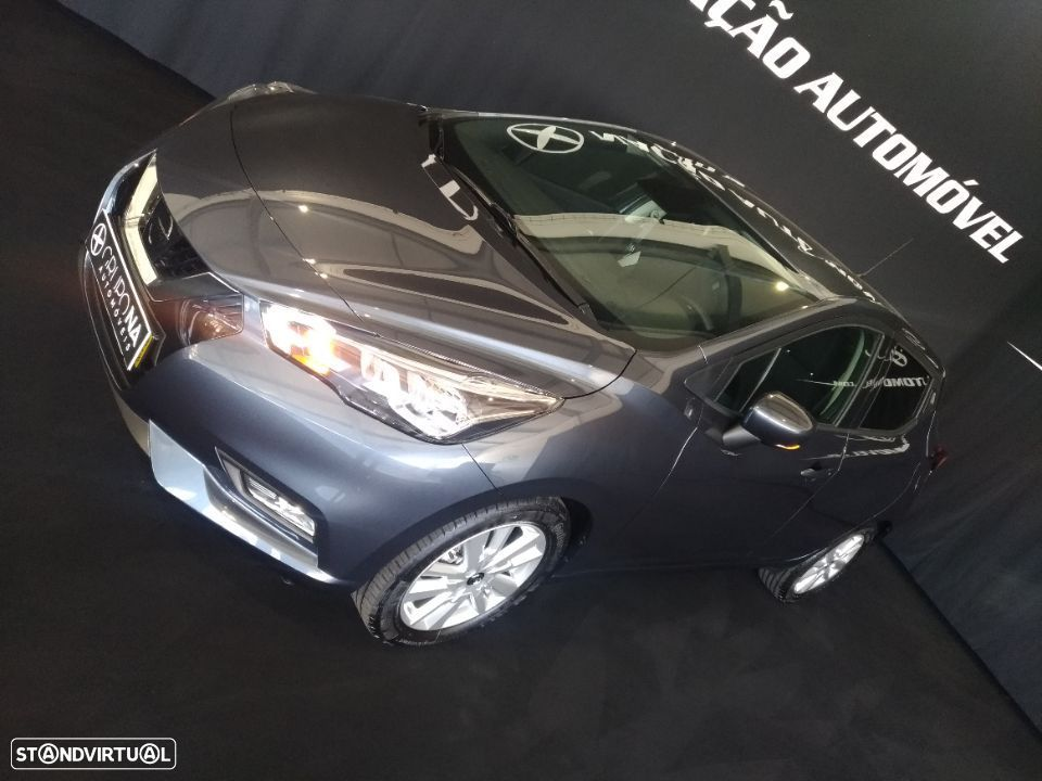 Nissan Micra 1.0 IG-T N-Connecta - 1