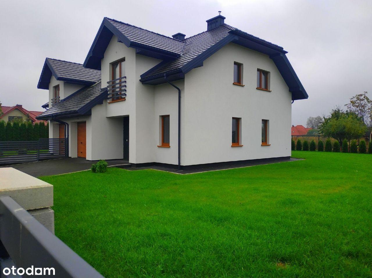 Wysokiej jakości dom w zabudowie bliżniaczej