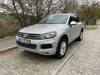 VW Touareg 3.0 TDI V6 4motion - 2