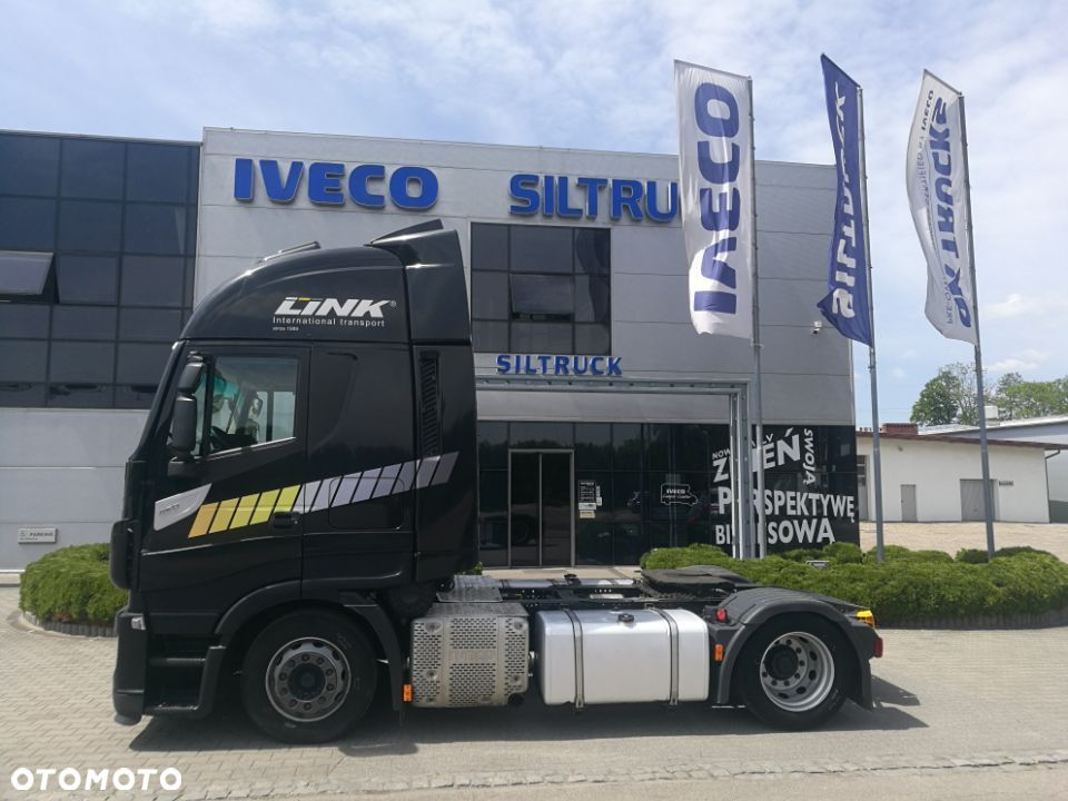 Iveco AS440S46TF/P LT E6  Dealer Iveco, Gotowy do pracy - 24