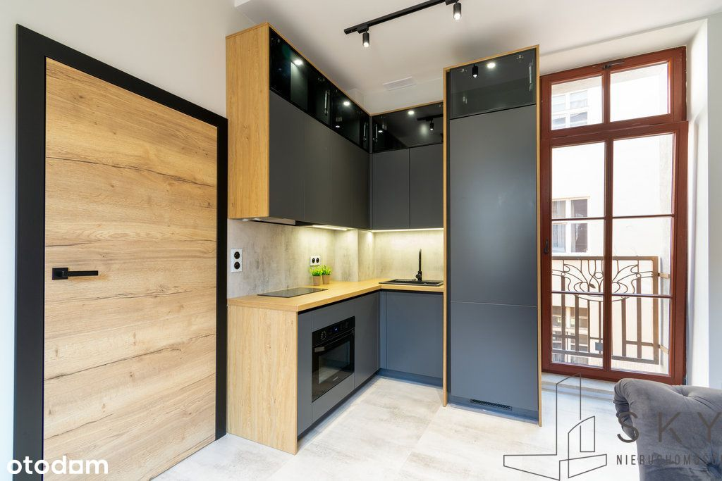 Luksusowy Lokal w Kamienicy w Rynku 34m²