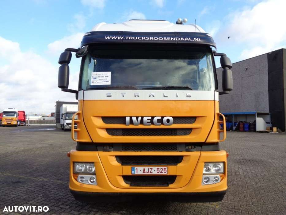 Iveco Stralis 360 + Euro 5 + Airco + 5 in stock - 2
