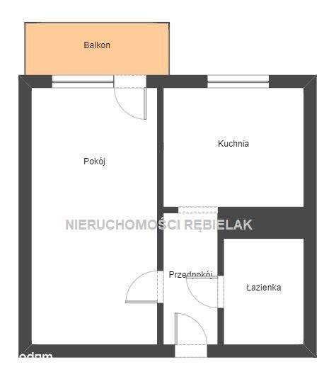 Mieszkanie - kawalerka, Jaworzno - Podłęże