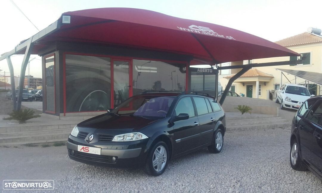 Renault Mégane Break 1.5 dCi P Expression - 3