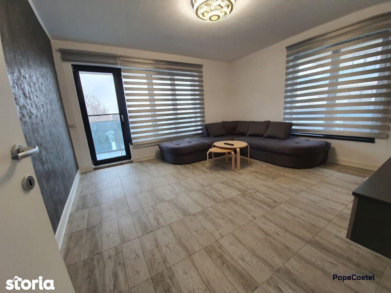 Otopeni Ambasad'Or Home 2 camere etaj 2/4 decomandat, mobilat