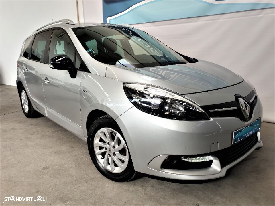 Renault Grand Scénic 1.5 Dci Limited - 8