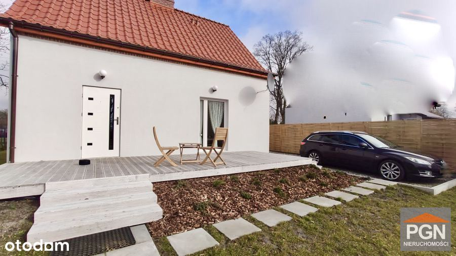 Piękny dom 5 pokoi + taras i ogródek Wolin okolica