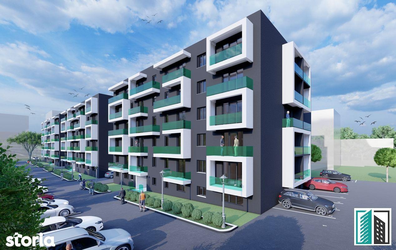 Apartament nou cu 1 camera decomandat 26.000
