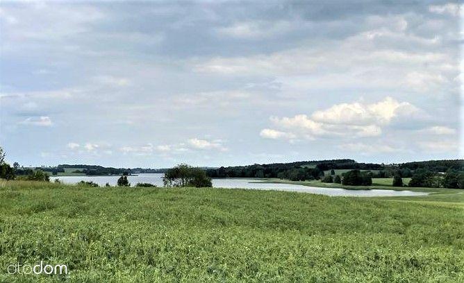 Warmia - Działki BUDOWLANE z widokiem na jezioro !