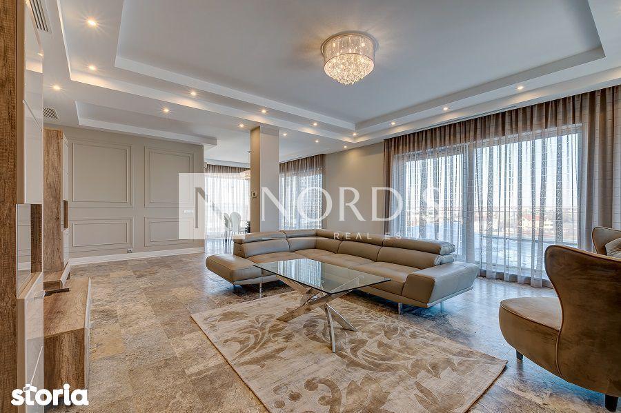 Penthouse de vanzare- zona Baneasa