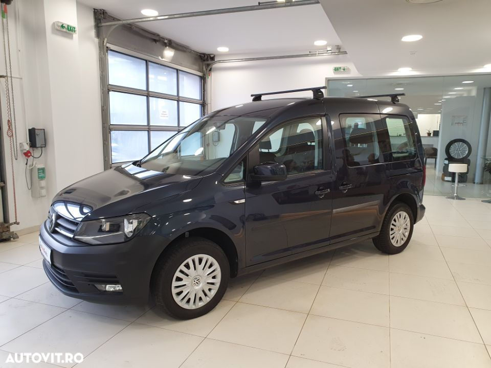 Volkswagen Caddy Life - 2