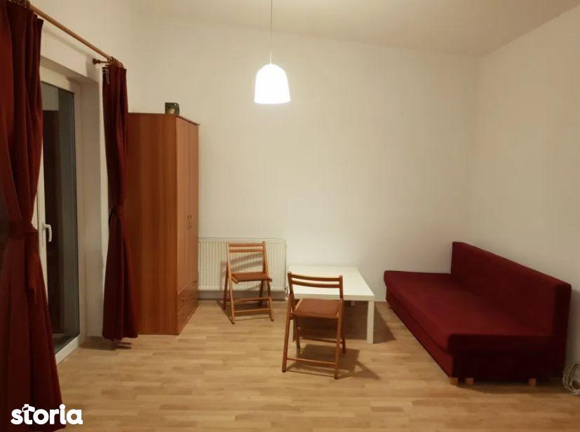 Apartament 1 camera | 35 mp + 15 mp | Terasa | Zorilor