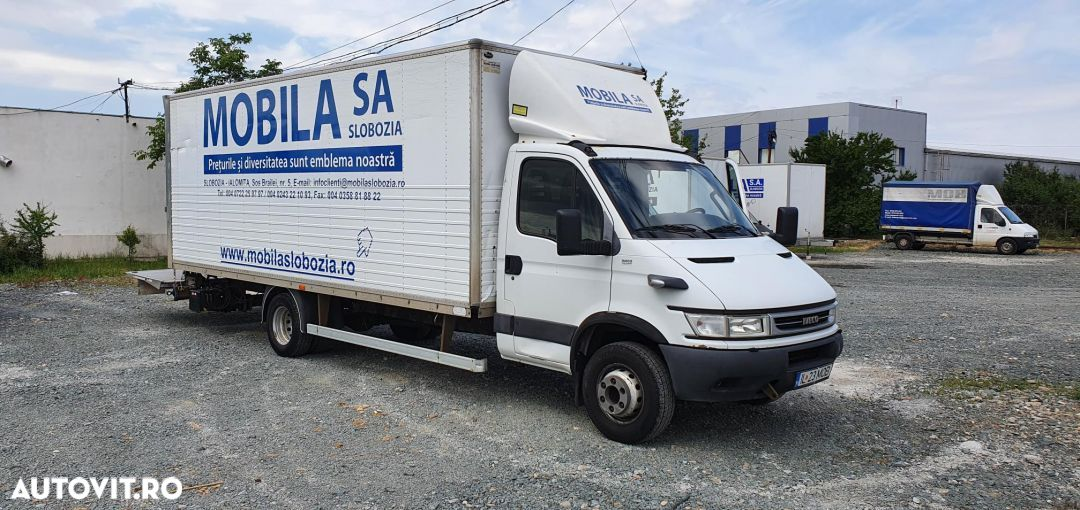 Iveco Daily 65C17 HPT - 2